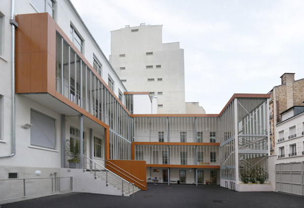V Cazenove Architecte Ecole Saint Louis Paris 15 2